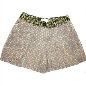 Corey Lynn Calter Anthropologie Lined Shorts 6